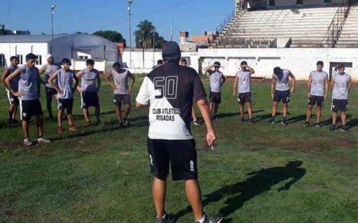 """Atlético Posadas registró un caso positivo de coronavirus: """"Él está aislado y se encuentra bien"""", informaron desde el club"""