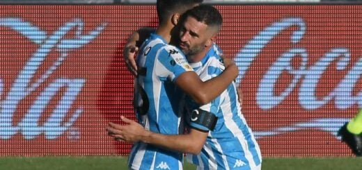 Racing goleó a Godoy Cruz: tras la eliminación en la Copa Libertadores, la Academia se recuperó a pura potencia