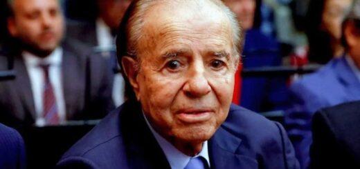 """Preocupación por la salud de Carlos Menem: """"El estado es delicado"""", dijo Zulema Yoma"""