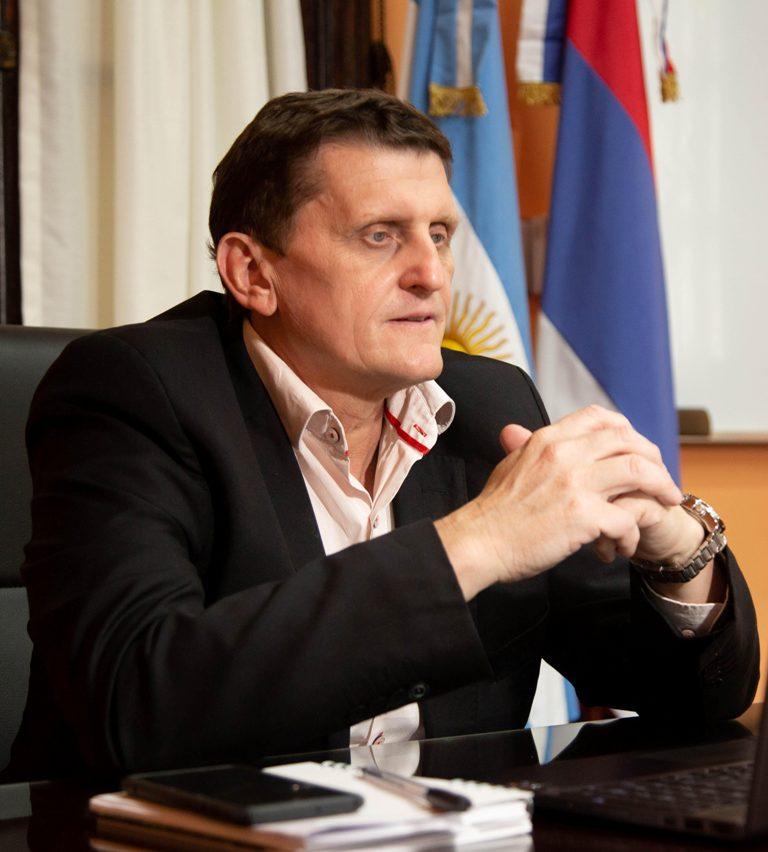 """Adolfo Safrán: """"Estamos ocupándonos de sostener el ritmo de la actividad económica este año"""""""