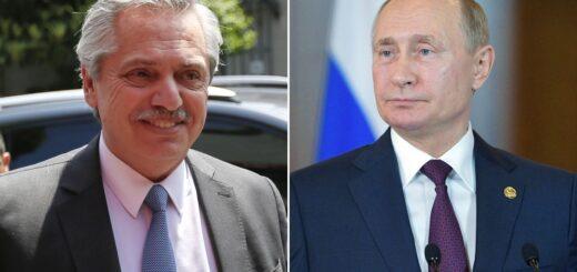 Los regalos de Alberto Fernández a Vladimir Putin en agradecimiento por el envío de la vacuna rusa contra el coronavirus