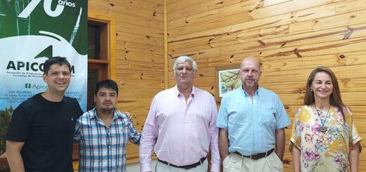 Apicofom renovó autoridades y en la presidencia fue reelecto Guillermo Fachinello