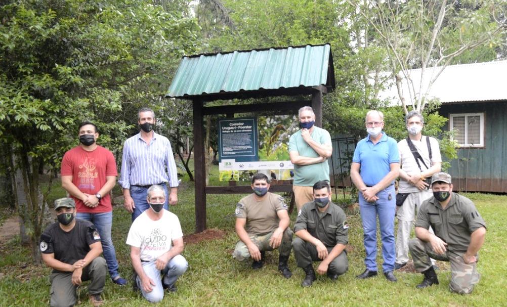 Desde Aves Argentinas destacan la iniciativa de Corredores Municipales de Conservación y Desarrollo en la Selva en Andresito