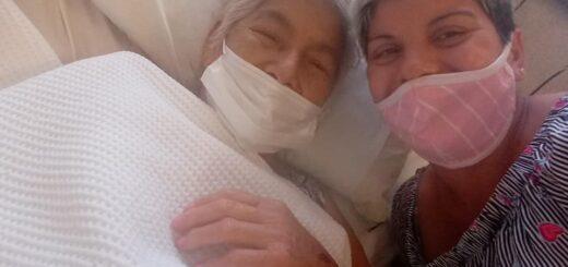 Posadas: la anciana que fue declarada muerta y revivió rumbo a la morgue, saldría del Hospital Escuela en los próximos días