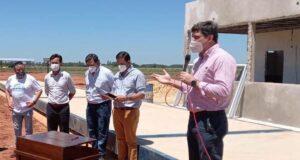 Corrientes: La Cruz contará con un nuevo aserradero en el Parque Industrial