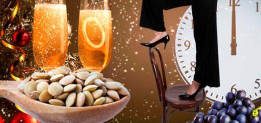 Cuáles son las cábalas para atraer salud y fortuna en Año Nuevo
