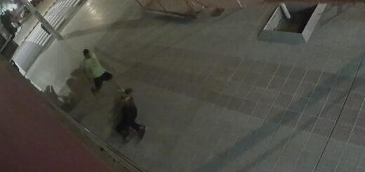 Leandro N. Alem: un hombre con problemas mentales le propinó un golpe a otro y este respondió con una brutal golpiza que lo dejó internado