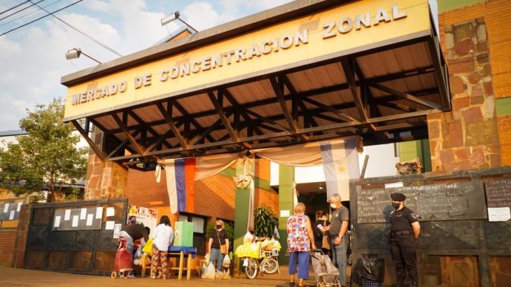 El Mercado Concentrador Zonal de Posadas con ofertas especiales para Año Nuevo