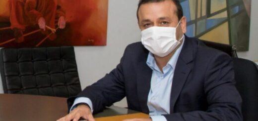 """Oscar Herrera Ahuad: """"Uno no puede elegir en qué momento va a gobernar, si va a ser con pandemia o sin pandemia"""""""