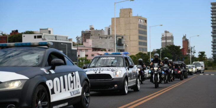Se intensificarán controles y operativos policiales por las celebraciones de año nuevo y el clásico Boca vs River