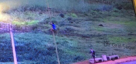 Posadas: dos hombres estaban robando los cables del tendido eléctrico pero terminaron detenidos