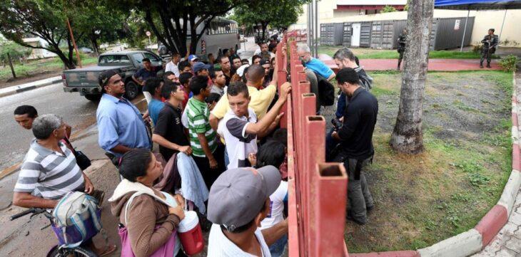 Las Barreras Antinmigrantes