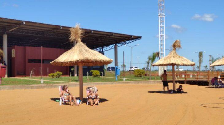 Posadas: recuerdan que la playa El Brete está únicamente habilitada como solarium