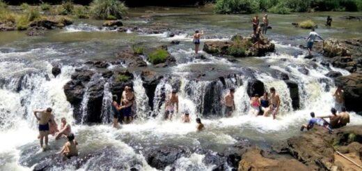 Cierran el ingreso a los Saltos del Tabay y la Municipalidad, por casos positivos de coronavirus en Jardín América