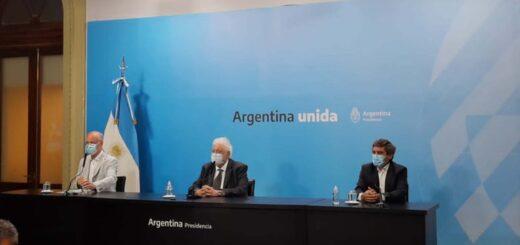 """Coronavirusen Argentina: Ginés González García pidió a la población """"aumentar los cuidados"""" de cara a las fiestas"""