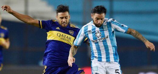 Boca y Racing definen al último semifinalista de la Copa Libertadores: hora, TV y formaciones