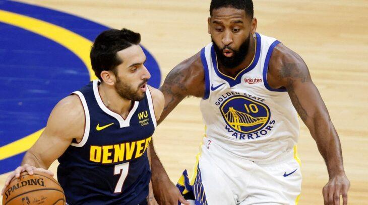 NBA: Facundo Campazzo debutó en Denver Nuggets y redondeó una muy buena actuación