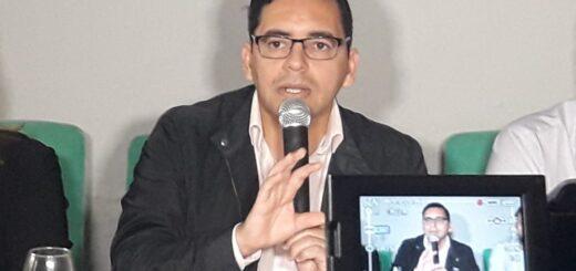 El concejal Pablo Velázquez tiene coronavirus