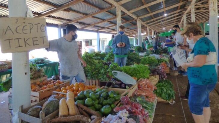 Ferias Francas: el 23 de diciembre habrá una jornada especial de ventas y los productores aseguran que el kilo de lechón costará $400