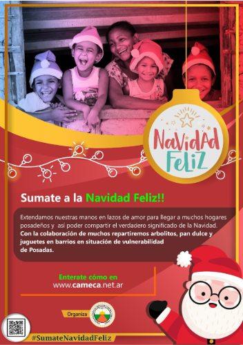 Solidaridad en Navidad: empresas constructoras y afines organizan evento para recaudar ayuda para las familias más carenciadas de Posadas