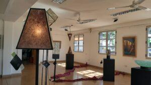 Comenzó la Expo Luminarias en el Espacio Multicultural de la Costanera de Posadas