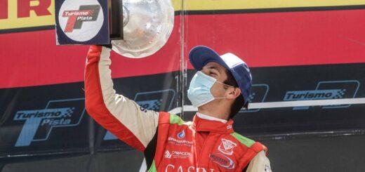 """""""Haber ganado la carrera y cerrar el año así es una alegría enorme"""", relató Rudito Bundziak que ganó la última fecha de la Clase 3 del Turismo Pista"""