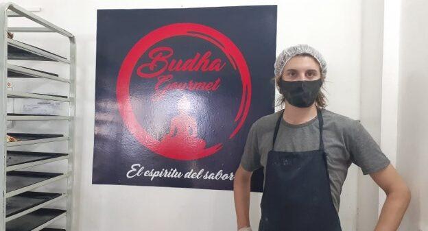 """El """"Chipero VIP"""" de Posadas logró instalar su propio local y su producto es el más elegido por los vendedores ambulantes"""
