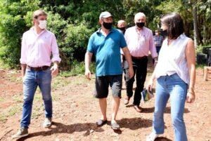 El Ministerio del Agro de Misiones entregó insumos a productores afectados por fenómenos climáticos