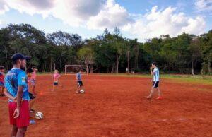 Iniciaron los deportes en Montecarlo