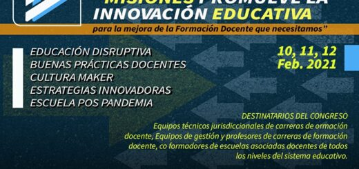 Se lanzó el II Congreso Internacional Virtual sobre Innovación Educativa
