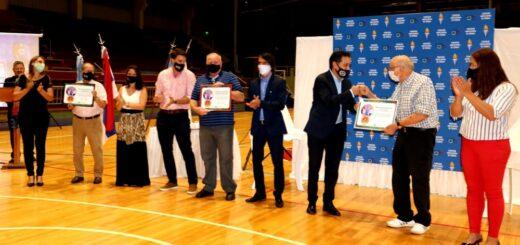 Se llevó a cabo la 32º Edición Adalides Deportivos