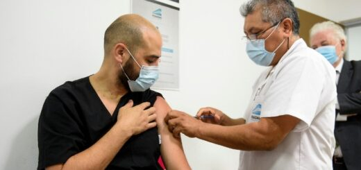 campaña nacional de vacunación