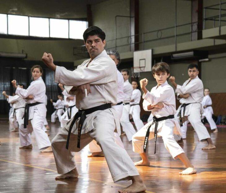 La Federación Misionera de Karate cerró el 2020