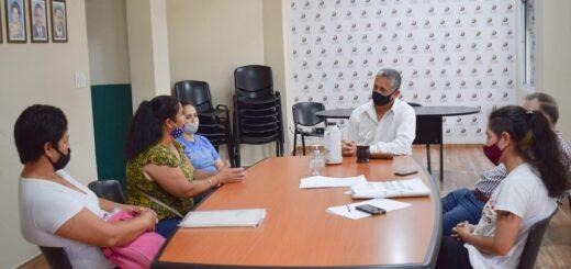 Vecinos de la Chacra 158 preocupados por posibles desalojos se reúnen con el Defensor del Pueblo