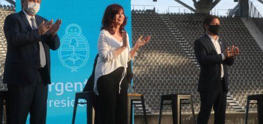 """""""A los que tengan miedo de ser ministro que vayan a buscar otro laburo"""", señaló Cristina Kirchner"""
