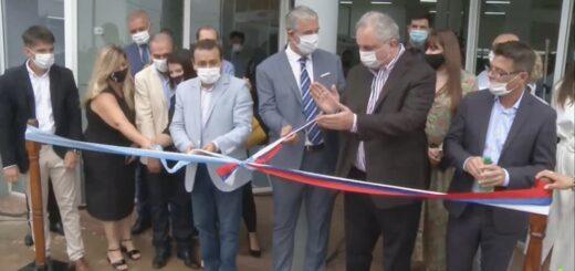 Inauguran en Misiones la primera fábrica de termómetros infrarrojos del país