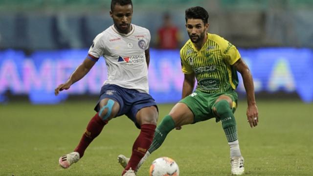 Copa Sudamericana: con un misionero en el plantel, Defensa y Justicia buscará el pase a semifinales frente a Bahía - MisionesOnline