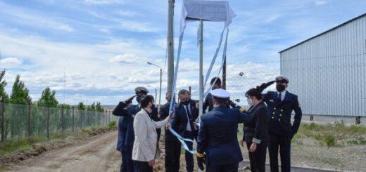 Homenajearon en Río Gallegos, a la capitana de corbeta misionera Eliana Krawczyk, la única mujer a bordo del submarino ARA San Juan