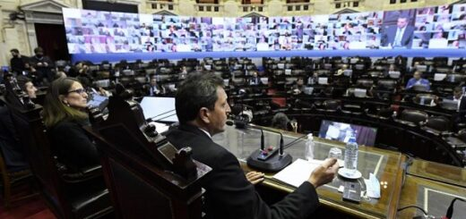 Cámara de Diputados de la Nación: cómo serán las sesiones presenciales que se reanudan esta semana