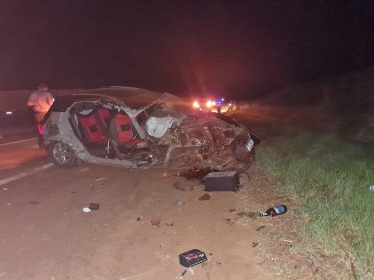 Tragedia en Virasoro: tres jóvenes murieron y una niña está grave tras el choque entre un automóvil y un camión