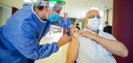 Cómo fue el inicio de la campaña de vacunación contra el Covid-19 en Misiones