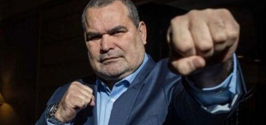 El exarquero José Luis Chilavert sorprendió al mundo en plena Navidad al anunciar que será  candidato a presidente de Paraguay en 2023