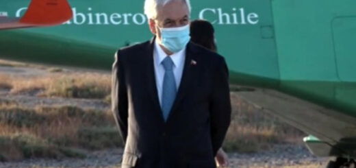 Chile recibió la primera tanda de vacunas de Pfizer contra el coronavirus
