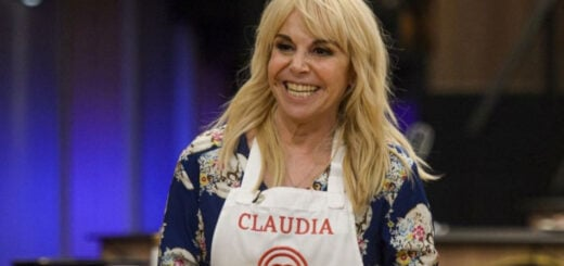 Se conoció el homenaje que Claudia Villafañe le dedicará a Diego Maradona en Masterchef Celebrity