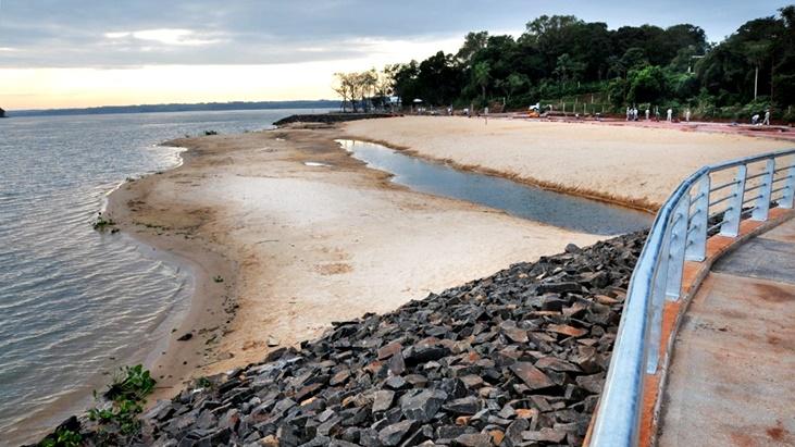 Las playas Sarandí y El Puma de Candelaria aún no están habilitadas: estiman que la autorización se dé en enero