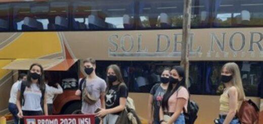 Coronavirus: los egresados misioneros que viajaron a Bariloche no presentaron síntomas