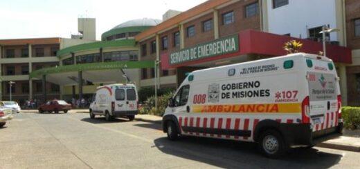 Durante Navidad, Emergencias del Hospital Madariaga recibió heridos por peleas familiares y accidentes pero ninguno por pirotecnia