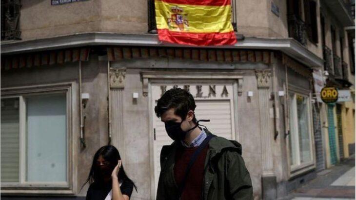 La nueva cepa británica de coronavirus llegó a España