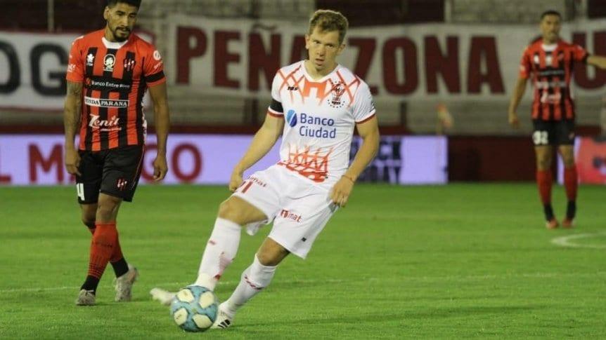 El posadeño Esteban Rolon dio positivo para covid y no jugará ante Boca - MisionesOnline
