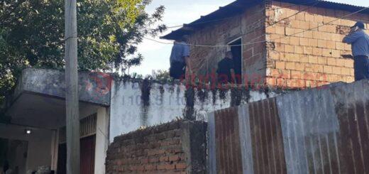 Femicidio en Corrientes